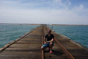 Carnarvon one mile jetty