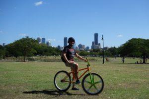 Cycling in Brisbane