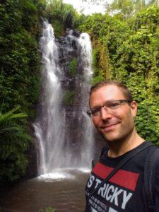 Waterfall at Munduk