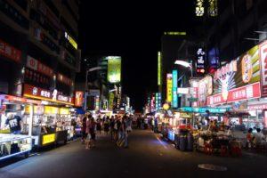 Night Market at Kaohsiung
