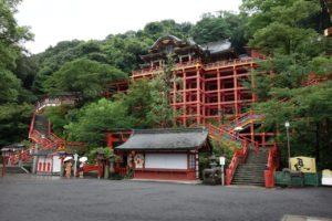 Yutoku Inari Shrine at Kashima