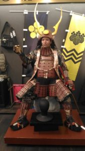 My new Samurai outfit