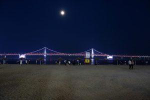 Diamond Bridge at Busan