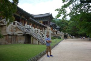 Impressive Bulguk-sa Temple