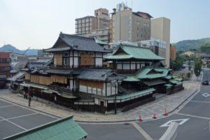 Dogo Onsen Honkan in Matsuyama
