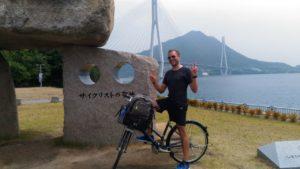Cycling the Shimanami Kaido Highway