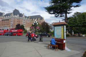 Public piano